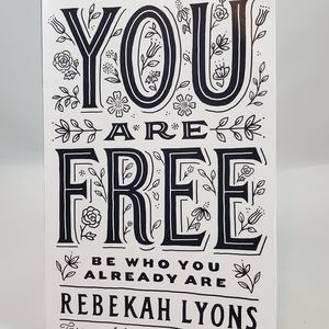 You Are Free paperback book